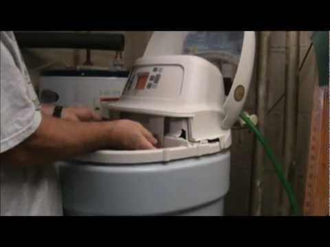Cleaning your Water Softener Part 1