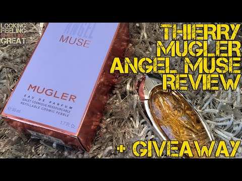 Thierry Mugler Angel Muse Review + Giveaway (CLOSED)