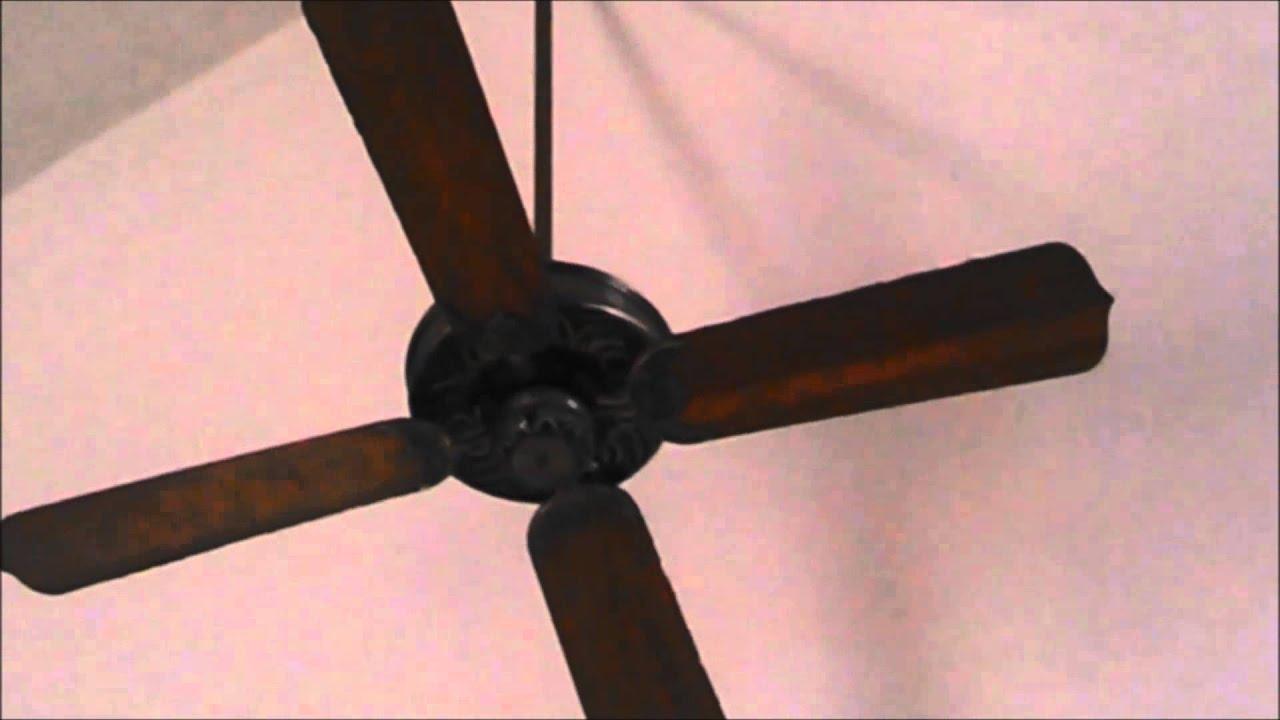 Casablanca Century 9000 Ceiling Fan in a historic church ...