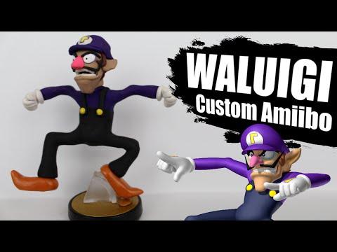 how to get waluigi cstume in smo