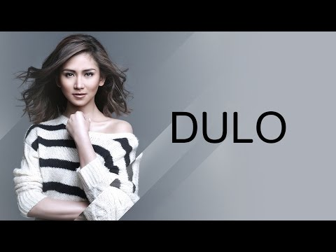 Sarah Geronimo — DULO (Official Lyric Video)