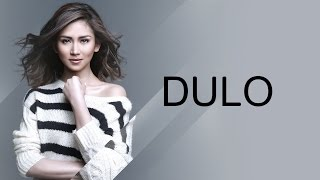 Repeat youtube video Sarah Geronimo: DULO (official lyric video)