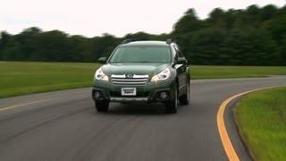 Subaru Outback 2013 Videos