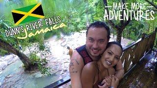 Dunn's River Falls Jamaica