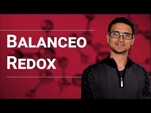 Balanceo por método Redox