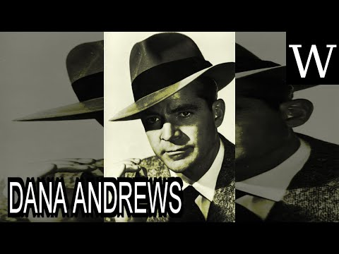 DANA ANDREWS - WikiVidi Documentary