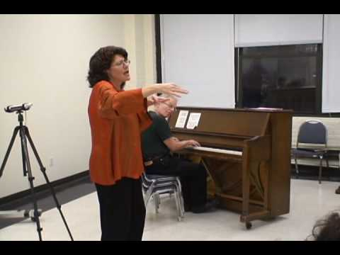 Vocal Warmups and Workshops for Singers