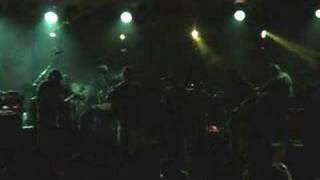 Play Dark Green Thing (Live)