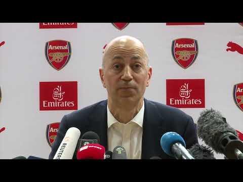 Ivan Gazidis: Life After Arsene Wenger