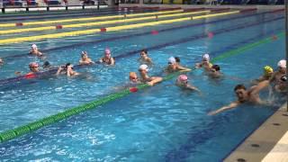 Мастер-класс по плаванию для детей от ЗТР Долговой Г.В.