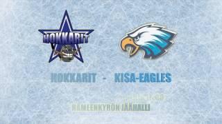 Hokkarit - Kisa Eagles