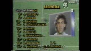 argentina alemania mexico 1986 partido completo mundial mejico 86 final copa del mundo mexico 1986