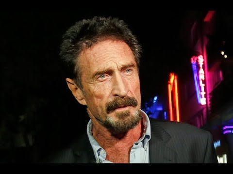 John McAfee   The banks and governments fear Bitcoin, Security Issues Are Imminent