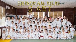День рождения клуба Seidokan Dojo 5 лет. Клятва.