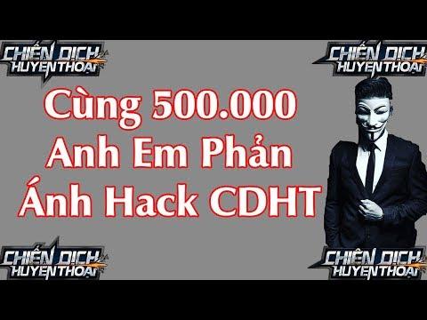 hack chiên dịch huyền thoại phiên bản mới - Cùng 500.000 Anh Em Phản Ánh Hack Chiến Dịch Huyền Thoại Tới Anh Chị ADmin Garena