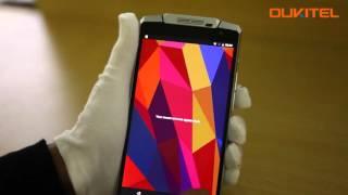 OUKITEL K10000 Android Marshmallow Hands On