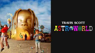 Travis Scott - Coffee Bean ASTROWORLD (Official Lyrics)