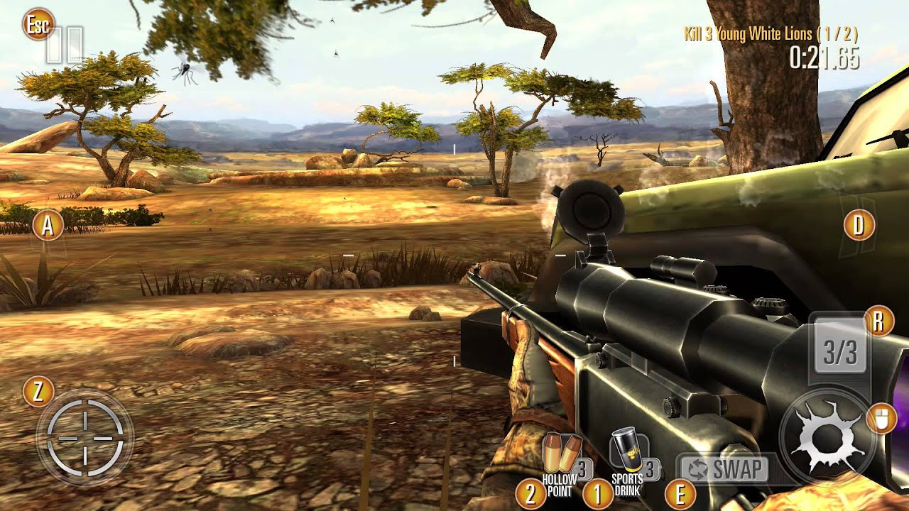 Deer Hunter 2014 Black Panther and Worst update Ever - YouTube