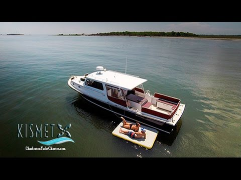 Kismet Fun Charleston Party Yacht Charter