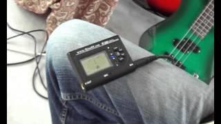 tuner tuner guitars alternative tuning any stringed instrument