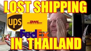 LOST SHIPPING IN THAILAND V261