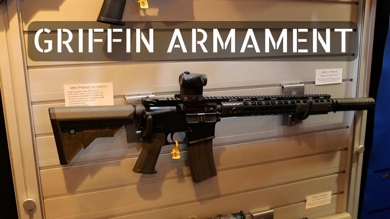 Griffin Armament Review | SHOT Show 2016 by TheBulletPoints