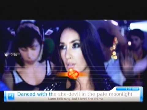Won't Go Quietly | Example | U-SING 2, Karaoke on Wii