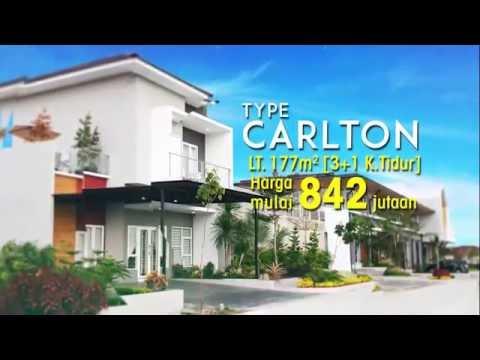 Rumah Dijual [Halton Place Medan [Grand Menteng Indah