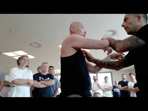 Directing Body Weight In Chisau / Combat!