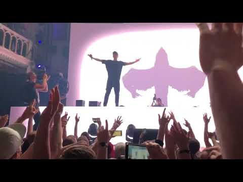 Headhunterz - TBA (Fall or Fly) 25-04-2018 Live at Paradiso