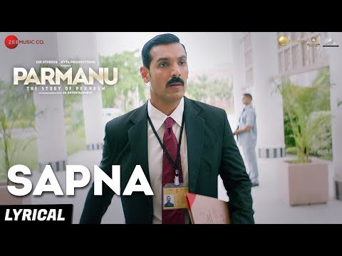 Sapna - Arijit Singh | PARMANU:The Story...