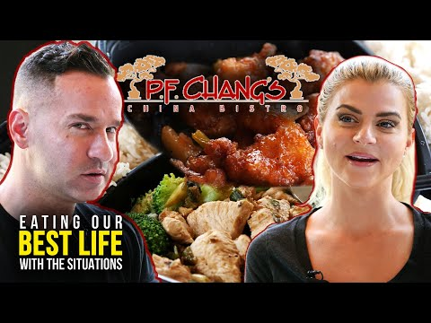 The Situations vs. P.F. Chang's Takeout   EATING OUR BEST LIFE