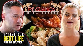 The Situations vs. P.F. Chang's Takeout | EATING OUR BEST LIFE