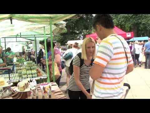 Oakwood Farmers Market Leeds