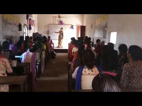 Ascent -shiva skills development center - class on types of fabrics - jhaalar jhabla