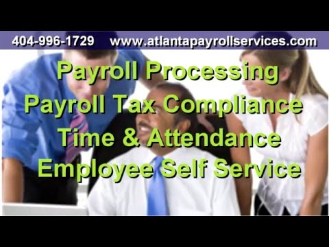 Atlanta Payroll Services Payroll And HR Adimistration For Georgia Small Businesses