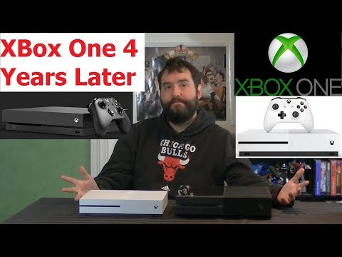 XBox One  4 Years Later  Predictions & Concerns  Adam Koralik