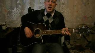 Коммунизм - Новогодний тост (разбор на гитаре/guitar cover)