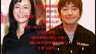 タレント国生さゆり(48)とお笑いコンビ「メッセンジャー」の黒田有...