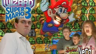 The Wizard & Super Mario Bros. 3 - Angry Video Game Nerd - Episode 46
