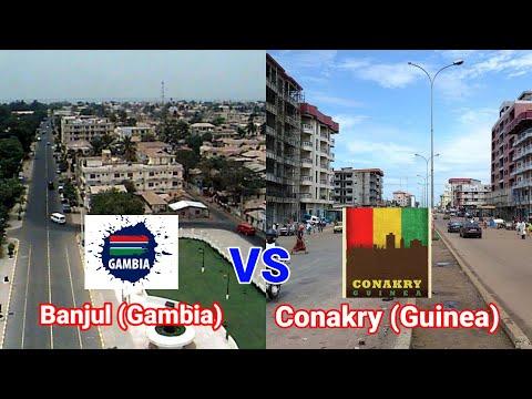 Gambia (Banjul) VS