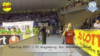2017 Pape-Cup - 1. FC Magdeburg - Bor. Mönchengladbach 2:2