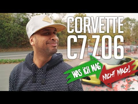 JP Performance - Chevrolet Corvette C7 Z06 | Was ich mag/nicht mag!