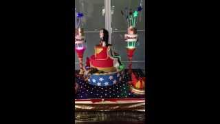 Torta Wonder Woman