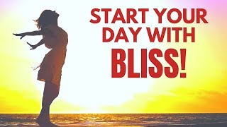 Start Your Day with BLISS | Morning I AM Affirmations | Sadhana Routine