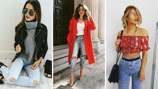 Latest style -  Street style -  Fashion plus model