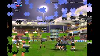 Pro Rugby Manager 2005 PC 2004 Gameplay