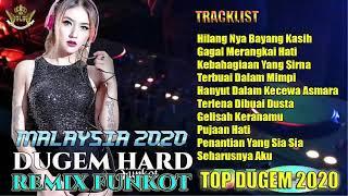 DJ HILANGNYA BAYANG KASIH VS GAGAL MERANGKAI HATI REMIX DUGEM FUNKOT 2020 MALAYSIA