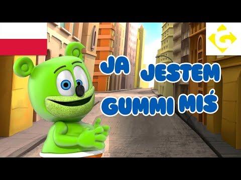"""Ja Jestem Gummi Miś - NEW - """"Gummy Bear Song"""" Polish Version"""