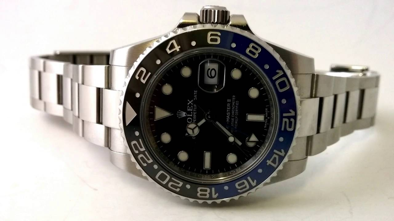 battle of the batmans rolex gmt ceramic batman vs tag heuer formula 1 gmt batman youtube